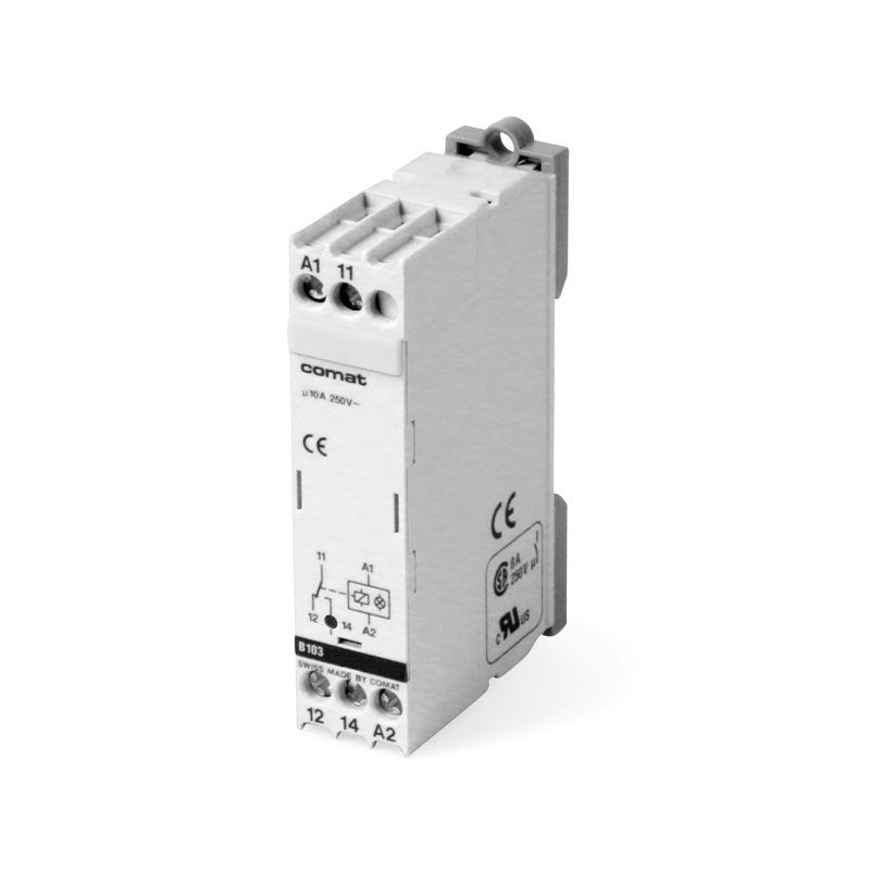 Installation relays B103