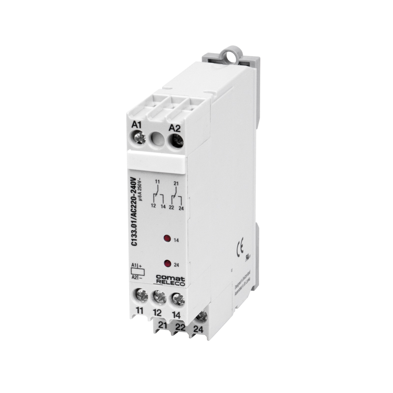 Installation relays C100