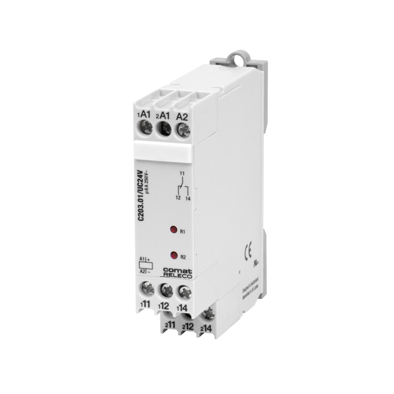 Installation relays C200