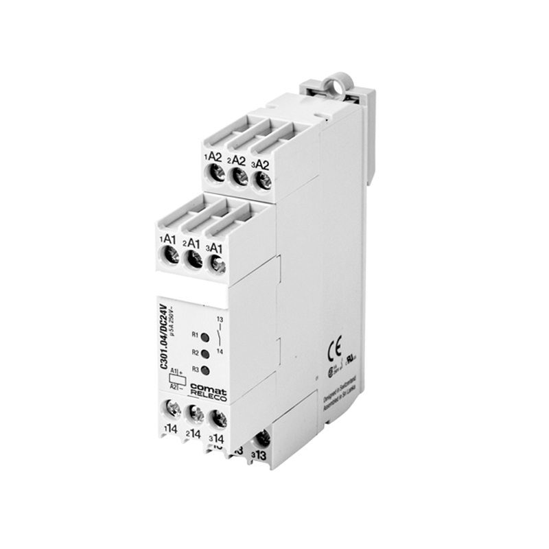 Installation relays C300