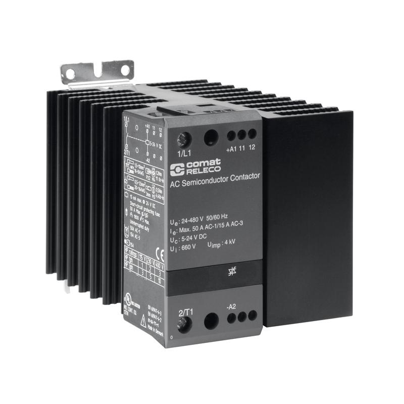 Solid state contactors CC