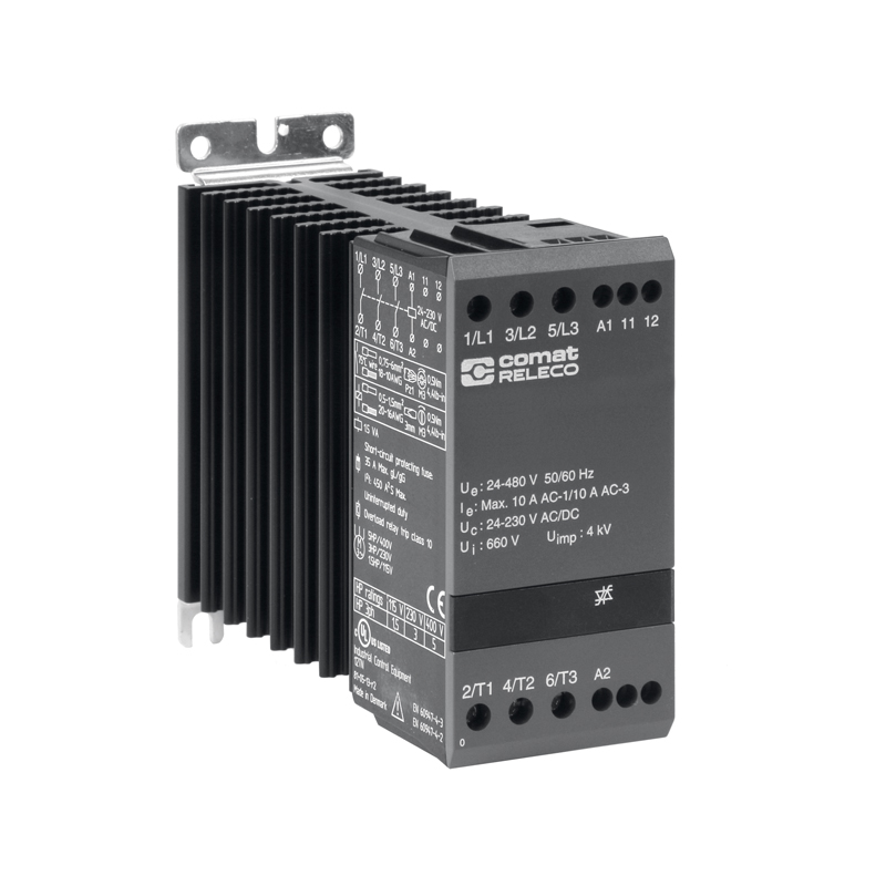 Solid state reversing contactor CCR