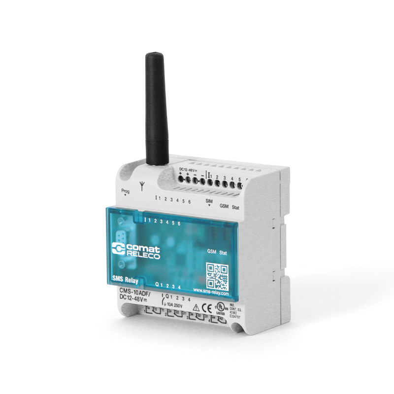 2G - ComatReleco Messaging System CMS-10 (SMS Relay)
