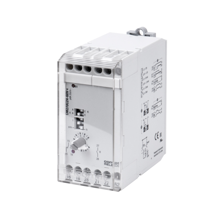 Multifunction time relays CM