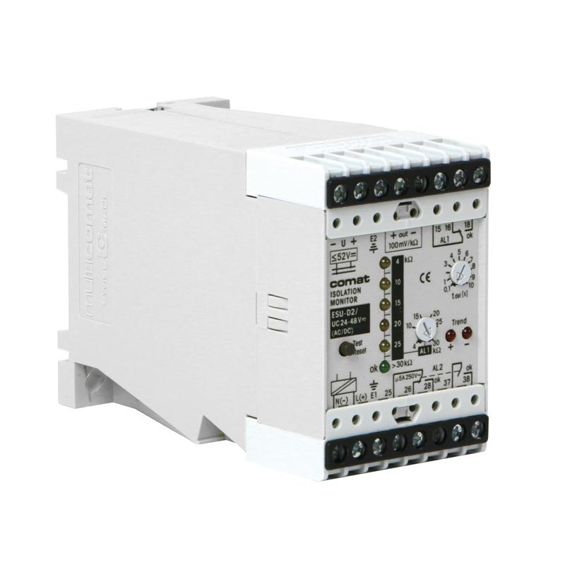 Isolation monitoring relays ESU