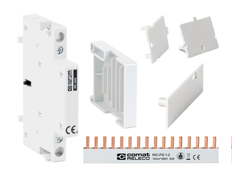 RIC / RAC installation contactors accessories