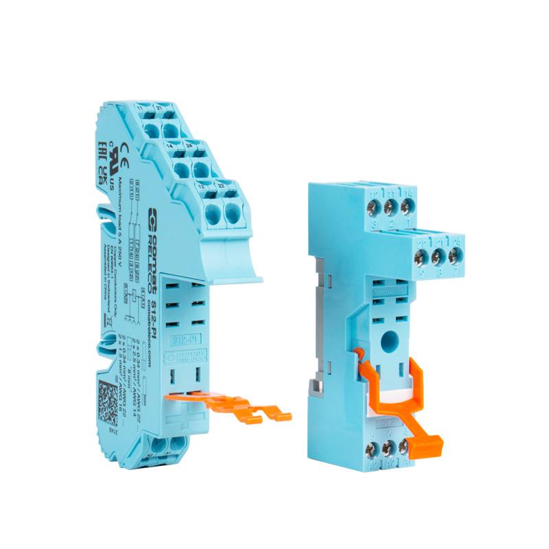8 pin sockets S12