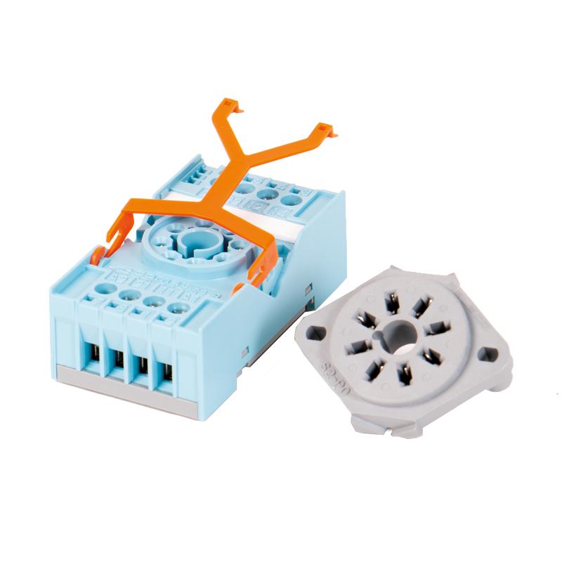 8 pin sockets S2